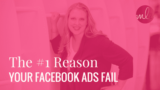 The #1 reason your Facebook ads fail