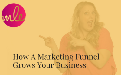 Episode #5: How A Marketing Funnel Grows Your Business