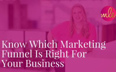 Episode #6: Know Which Marketing Funnel Is Right For Your Business