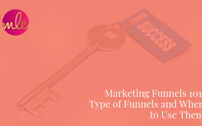 Episode 99: Marketing Funnels 101: Type of Funnels and When to Use Them