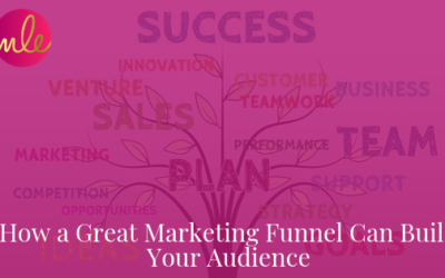Episode 102: How a Great Marketing Funnel Can Build Your Audience
