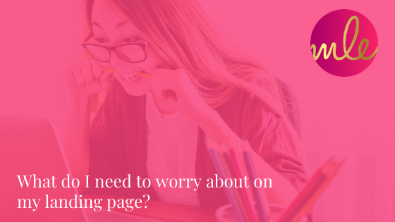 Episode 108: Is Your Landing Page Doing Its Job?