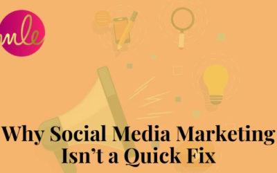 Episode 121: Why Social Media Marketing Isn't a Quick Fix