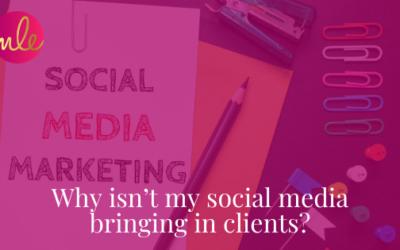 Episode 122: My Biggest Social Media Marketing Mistakes